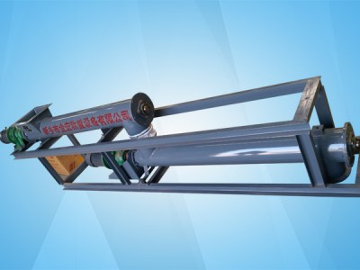 LCS-L雙管螺旋秤