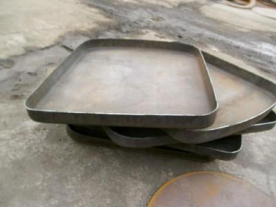 耐高温不锈钢封头