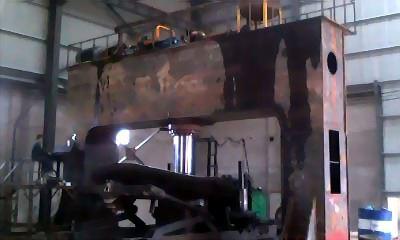 2000吨打鼓机