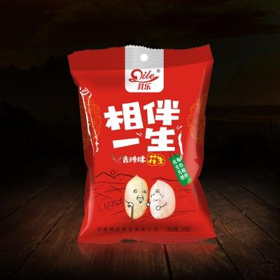68克香辣味花生