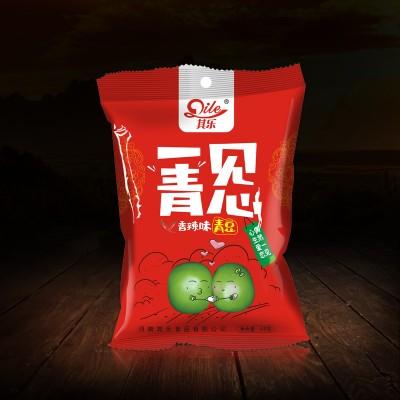 68克香辣味青豆