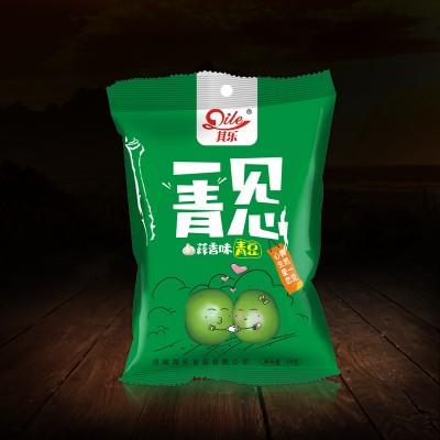 68克蒜香味青豆