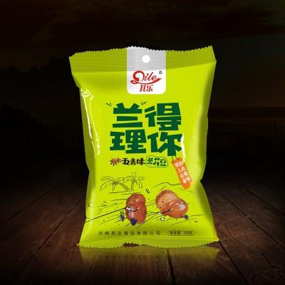 68克五香味兰花豆