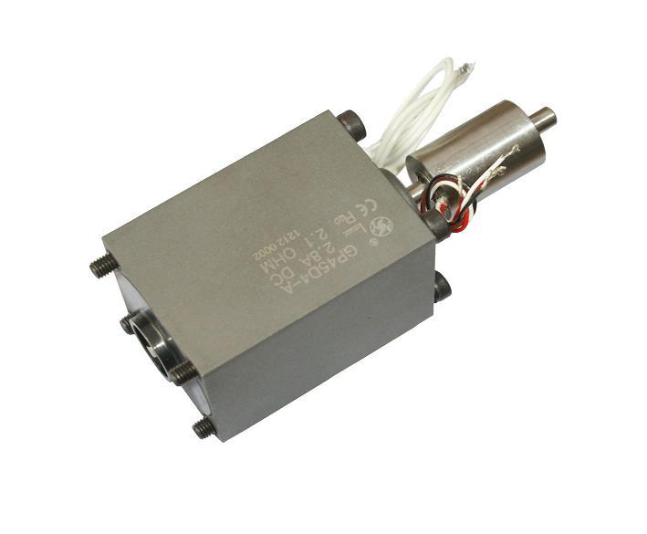 伺服比例型電磁鐵 GP45D4-A IW