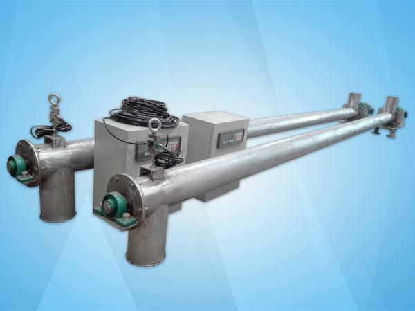 LCS-L系列不锈钢螺旋称重给料机