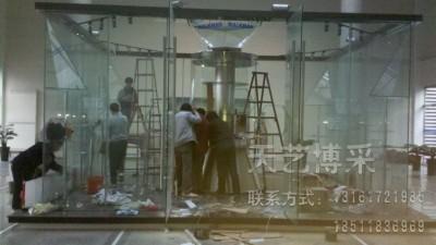 玻璃展厅搭建