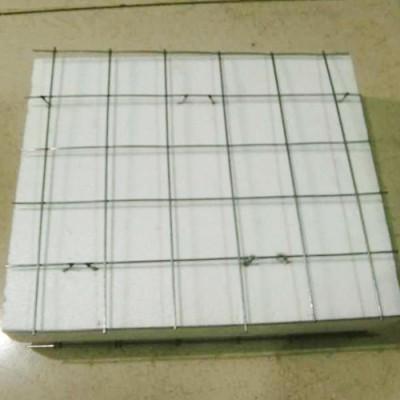 钢丝网架轻质夹芯板