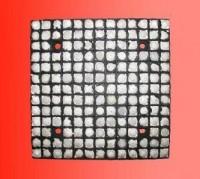 预留安装孔橡胶陶瓷衬板
