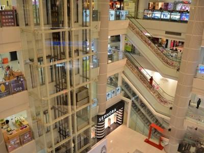 商场观光梯