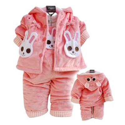 幼儿棉衣套装