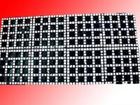 方孔型橡胶陶瓷筛板