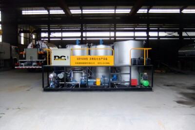 DCRY6000 乳化沥青生产设备