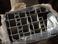 防护窗型材