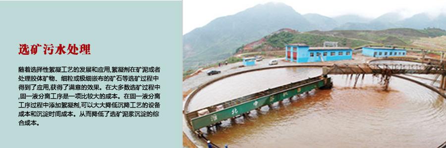 選礦污水處理