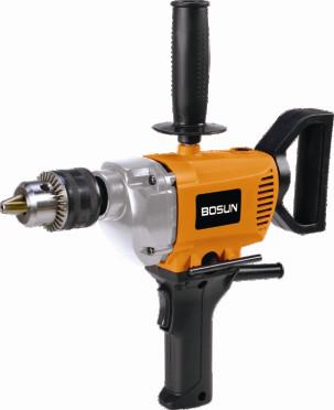 手电钻就是以交流电源或直流电池为动力的钻孔工具,是手持式电动