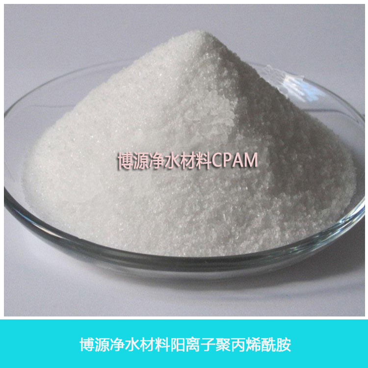 屠屖场肉制品厂废水阳离子聚丙烯酰胺CPAM