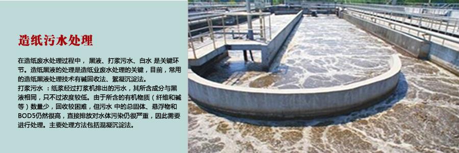 造紙污水處理