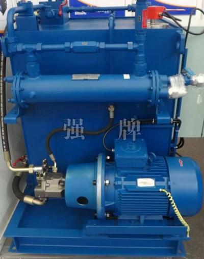 旁置式液壓泵站