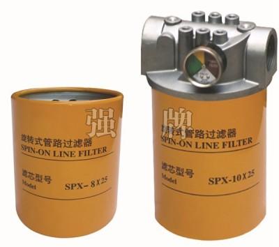 SP旋轉式管路過濾器
