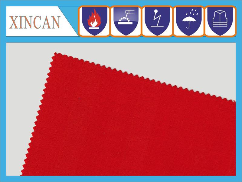 10x10全棉抗油拒水纱卡面料,290g防水斜纹布