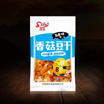 香菇豆干五香味
