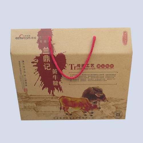 黄牛建礼盒