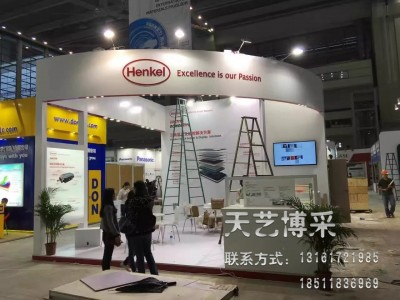 北京展览制作
