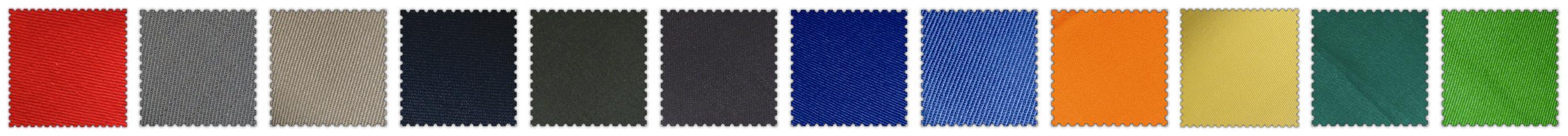 防紫外线面料颜色