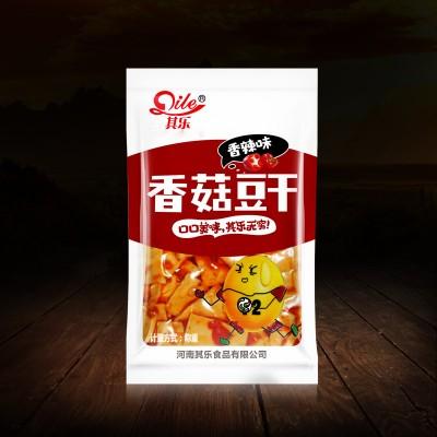 香菇豆干香辣味