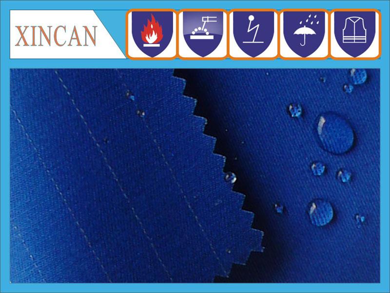 防静电面料 防静电纱卡布料 抗静电纺织品面料 防静电服装工厂