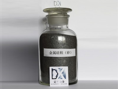 Metal silicon (sand)