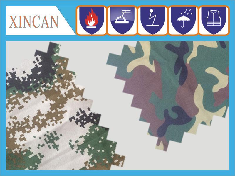 TC迷彩布, 海洋迷彩 ,07-陆地迷彩, TR伪装迷彩 ,棉锦三粒格沙漠迷彩, 树叶森林迷彩