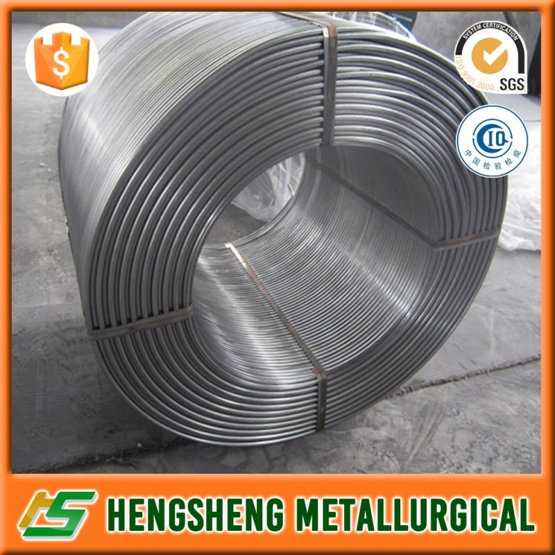 Ferro Silicon Magnesium Cored Wire