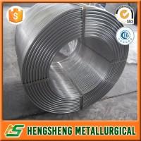 Ferro Silicon Magnesium Cored Wire