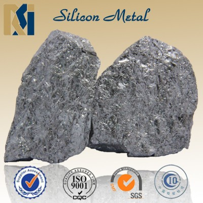 metallic silicon