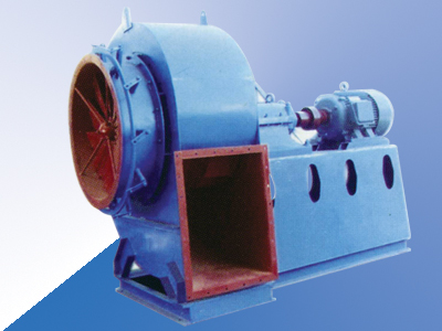 Y9-35型锅炉离心通引风机