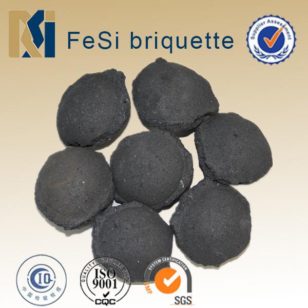 FeSi briquette
