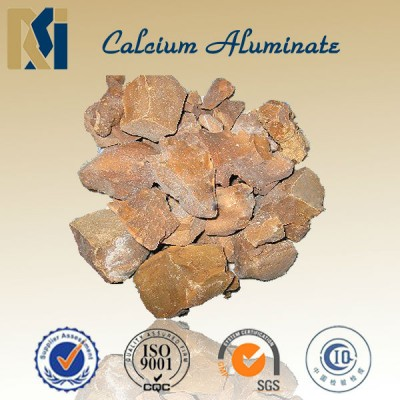 flux calcium aluminate
