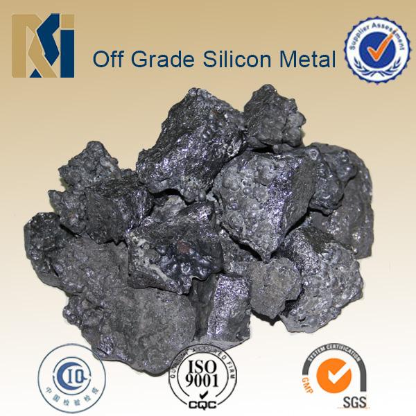 off grade silicon factory