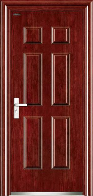 钢质防火防盗门