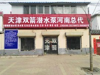 天津双箭潜水泵河南总代理