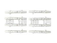 皮线光缆接头保护盒-开启式圆形-带挂孔-1