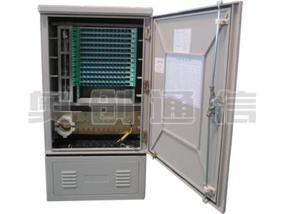 盒式无跳接光缆交接箱-144芯(普通款)