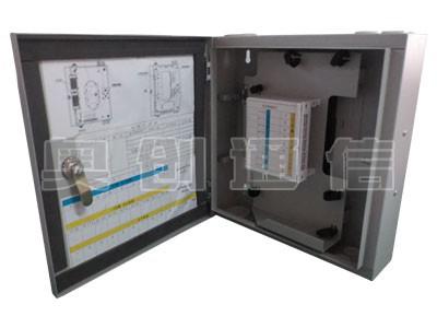 光分路箱-插片式-钣金2槽道