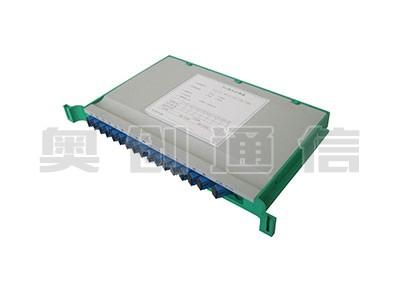 托盘式光分路器-1×16-SC/UPC-1