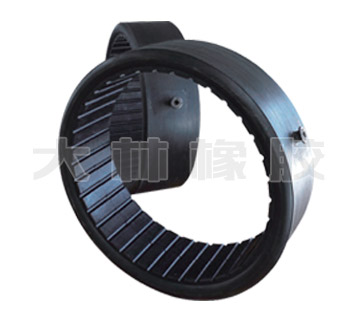 Rubber Air Tube For Ferroalloy Electirc Brake