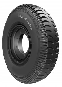 12.00-20 Claw Pattern Solid Tire