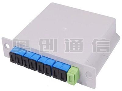 插片式光分路器-1×8-SC/UPC-1