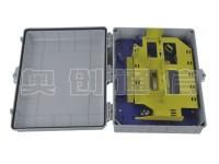 光分路箱-插片式-塑料4槽道