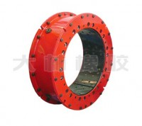 Ventilated  Pneumatic  Clutch